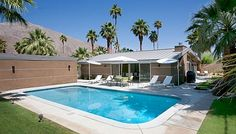 Vacation Palm Springs | Twin Palms Midcentury Retreat | Palm Springs Vacation Rental