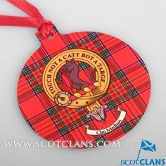 MacBean Clan Crest C