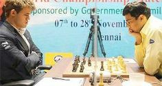 Viswanathan Anand a draw away from losing title