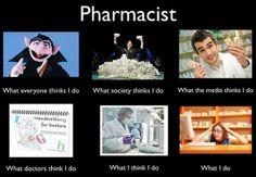 Pharmacy. Humor