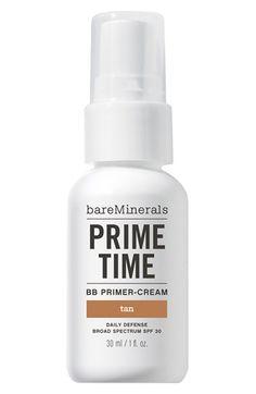 bareMinerals® 'Prime Time' BB Primer-Cream Daily Defense Broad Spectrum SPF 30   Nordstrom