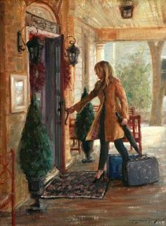 Kai Fine Art is an art website, shows painting and illustration works all over the world. Oil Painters, Beautiful Paintings, Figurative Art, American Art, Great Artists, New Art, Just In Case, Oil On Canvas, Modern Art