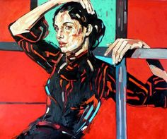 Artist Anna Bocek   Gdansk, Poland, 1973