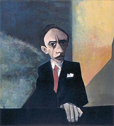 Robert Dickerson The Bank Clerk 1959