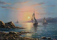 Ilyin Maxim - 'At Sunrise'