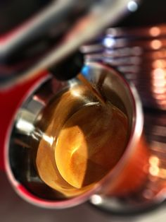Guten Morgen…wenn der #Kaffee am Montag besonders gut schmeckt ist es ein #Arpeggio von @Nespresso #whatelse