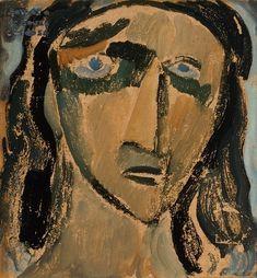 Museu :: Amadeo de Souza Cardoso Gustav Klimt, Mona Lisa, Sculptures, Artwork, Portuguese, Portraits, Paintings, Men Portrait, Green Landscape