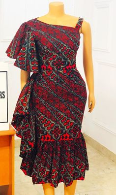 African Lace Styles, Ankara Short Gown Styles, Short African Dresses, African Inspired Fashion, Latest African Fashion Dresses, African Print Fashion, Ankara Fashion, Africa Fashion, Latest Nigerian Ankara Styles