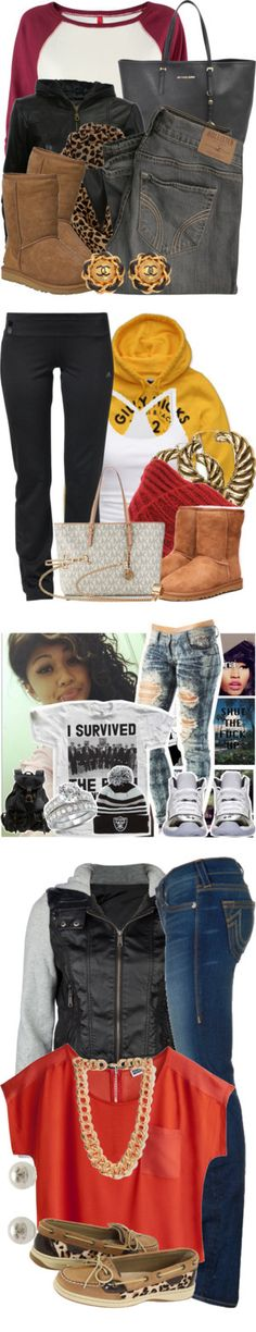 """""""Swagg Part 9"""" by littlemissdeaja ❤ liked on Polyvore"""