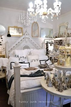 Funky Junk Interiors: shabby chic home accessories