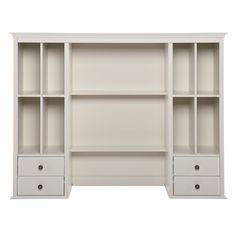 white office desks on pinterest white office desk hutch and