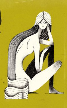 Juxtapoz Magazine - The Works of Julianna Brion   Current