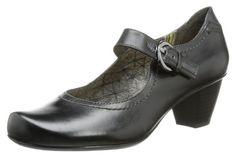 Marc Shoes Banja 1.410.95-01/100, Damen Pumps, Schwarz (black 100), EU 42 - Damen pumps (*Partner-Link)