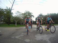 Famous Rossetti Bike Ride. Miami, FL. https://www.facebook.com/RossettiBikes