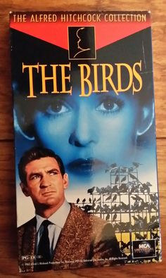 VHS, The Birds Alfred Hitchcock