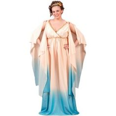 #maternity #goddess #costume Atlantis Goddess Adult Plus Costume
