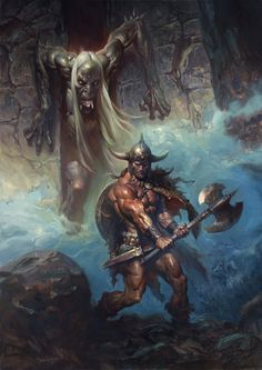 Conan Comics from around the World | The Swords of Robert E. Howard