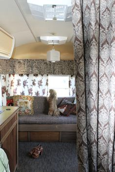 Weekend in the Airstream...Fabrics I love