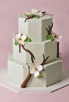 Brides: Outstanding Wedding Cake Designs | Wedding Cakes | Brides.com