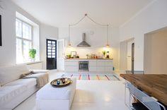 Myytävät asunnot, Kristianinkatu 14 A, Helsinki #oikotieasunnot #keittiö #kitchen #Helsinki
