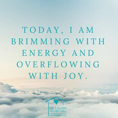 The Benefits of Positive Affirmations