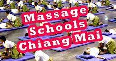 Chiang Mai Massage Schools - Chiang Mai Travel Guide and Hotels Booking