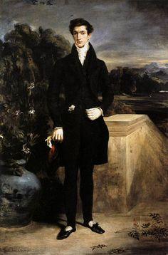 Louis-Auguste Schwiter - Eugène Delacroix - 1826-1830