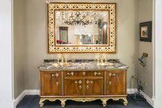 Jumbo элитная Итальянская мебель для ванной в наличии #bath #home #мебель