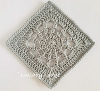 Lullaby Lodge: 2020 New Year Stashdown Gorgeous Grannies Cal - Crochet a granny a day all through January...