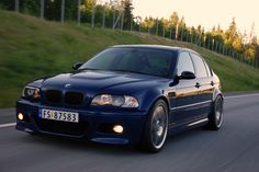 BMW never made an e46 four-door M3, so this guy just made one.