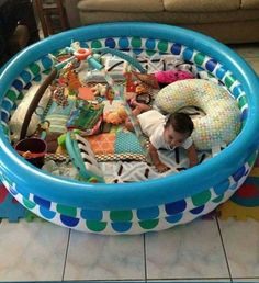 Genius Parenting Hacks For Safer Parenting – hacks baby diy The Babys, Baby Play Areas, Baby Life Hacks, Mom Hacks, Everything Baby, Baby Time, Infant Activities, Family Activities, Cool Baby Stuff