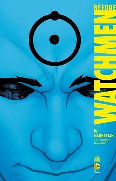 Before Watchmen - Dr. Manhattan by Adam Hughes *