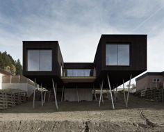 Casa S / HPSA (Vorderweißenbach, Austria) #architecture