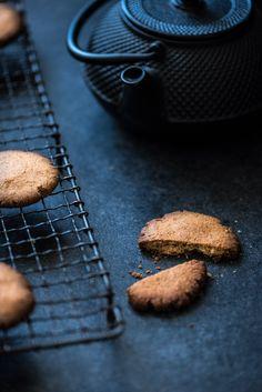 Gemberkoekjes met zo min mogelijk suiker