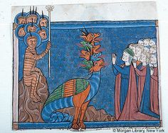 Apocalypse, MS M.1071.1r - Images from Medieval and Renaissance Manuscripts - The Morgan Library & Museum