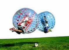 Bubble Football Organisation in UK: Absolute Bubble Football