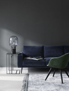 Alba Black Coffee Table | Minimalist Furniture Designs | BoConcept Sydney