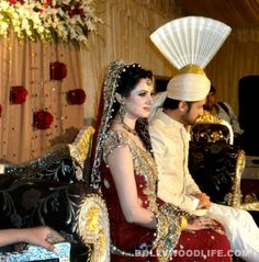 Wedding of popular Singer Atif Aslam and long time GF Sara Bharwana, end March, 2013, Lahore