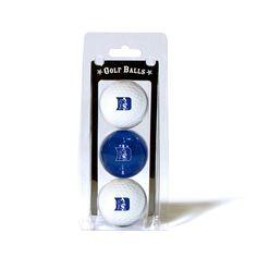 Duke Blue Devils 3 Ball Pack