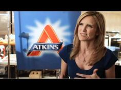 Watch behind the scenes footage of Courtney Thorne-Smith and hear how Atkins has improved her life.