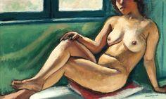 Albert Marquet (1875-1947) Nu, Femme Arabe