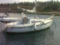 Barca in #discrete #condizioni. Priva di #vele.  Motore pari al #nuovo. ha #percorso 50 km. ... #annunci #nautica #barche #ilnavigatore