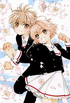 "horitsuba: """"HOLDING ON TO SYAORAN-KUN'S HAND! ♥"" """