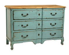 Great list of french provential dresser makeovers