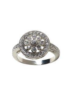 Amanda Flower Ring, BR