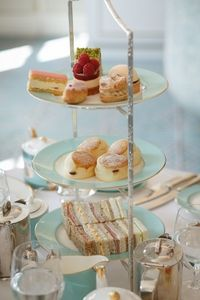 London Afternoon Tea at Fortnum and Mason