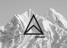 Branding for a new outdoor apparel company specializing in climbing clothing. By Andrew Rogers in Vancouver.