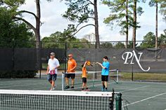 Family Pickleball Camp at Porters Neck Country Club