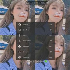 Lấy = Follow #Anh Vsco Photography, Photography Filters, Vsco Cam Filters, Vsco Filter, Camera Selfie, Photoshop Filters, Photo Editing Vsco, Vsco Pictures, Vsco Presets