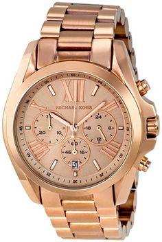 9e0e15def2c rose gold watch Michael Kors Designer